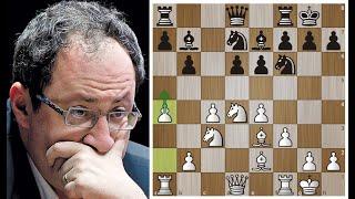 """Борис Гельфанд вылавливает ЕЖА """"голыми руками""""! Рабочий метод! Шахматы."""