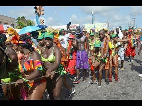 Barbados Crop Over 2017 pt1