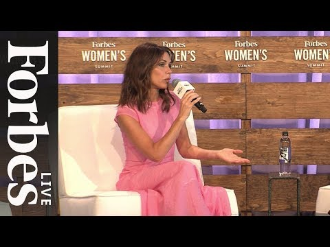 Victoria Beckham On Fashioning A New Kind Of Success  Forbes Women's Summit 2018  Forbes Live