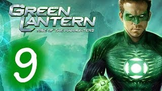 Green Lantern: Rise of the Manhunters [WB] - Last Boss + Ending [Part 9]