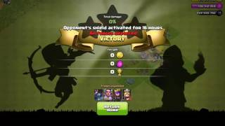 PLAYING CLASH OF CLANS FHX#1