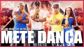 Baixar Mete Dança - MC Lima Bruno feat MC Ralado, DJ Pedro | Motiva Dance (Coreografia)