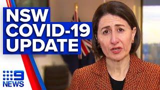 Coronavirus: NSW Premier on VIC border closure, COVID-19 cases, police pay