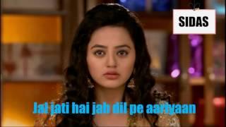 Swaragini sad Song