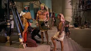 """Yoshebel is caught between the stones - """"The Ten Commandments"""""""