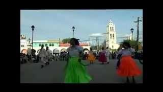 """""""La Acatequita"""" en la semana Cultural del Tecuan 2012 de Acatlán de Osorio, Puebla @GIA"""