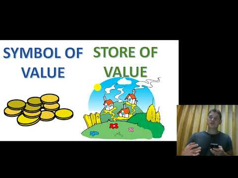 Why Money is not a Store of Value