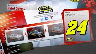 Nascar 15 Victory Edition - All Drivers And Paint Schemes