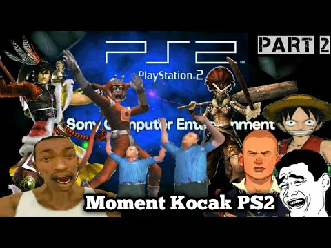 Moment & Hal Kocak PS2 [PART 2] - Funny Moment PlayStation2