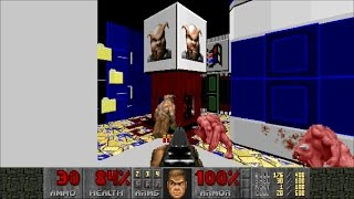 Good Doom WADs - ST98.wad (My Soul Trapped in a WIN98 PC)