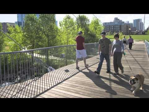 ULI Case Studies: Riverfront Park in Denver, Colorado