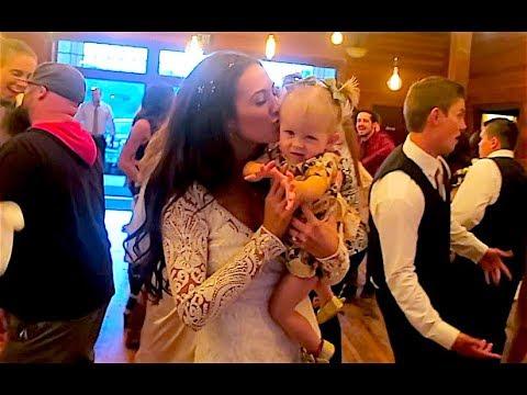 Logans Wedding, Dancing and Man Crates!!