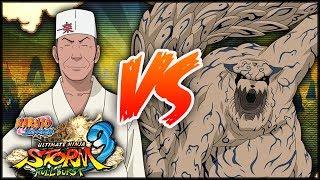 [PC] NARUTO SHIPPUDEN: Ultimate Ninja STORM 3 FULL BURST | Ichiraku Teuchi  VS Gaara & Shukaku