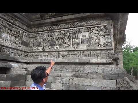 Part 02 Of 10-The Mysterious Ancient Javanese Temple-TEGOWANGI 1400 AD-Seeking For Healing
