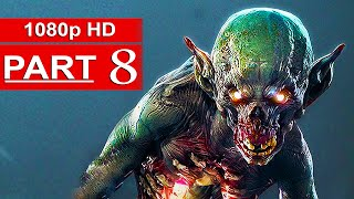 The Witcher 3 Gameplay Walkthrough Part 8 [1080p HD] Witcher 3 Wild Hunt - No Commentary