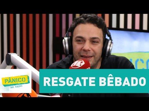 """Marcelo Médici conta história de """"resgate"""" de cão quando estava bêbado"""