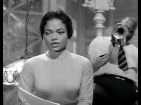 Preview Clip: St. Louis Blues (1958,  Nat 'King' Cole, Eartha Kitt, Ruby Dee)