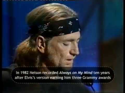 "Willie Nelson - You Were Always On My Mind - 1982 - ""Good Quality"""