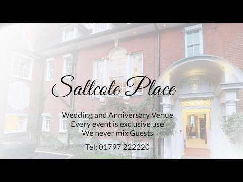 Saltcote Place Wedding Venue Preview