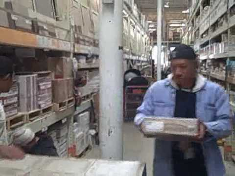 SPENDING TIME AT HOME DEPOT, CHEAP PROPERTY IN DETROIT