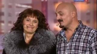 Светлана Рожкова и Юрий Евдокунин
