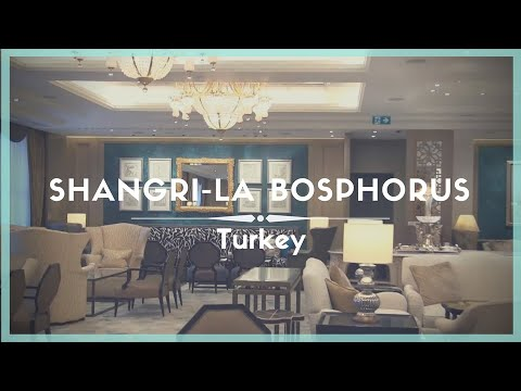 Celestielle #244 Shangri-La Bosphorus, Istanbul, Turkey