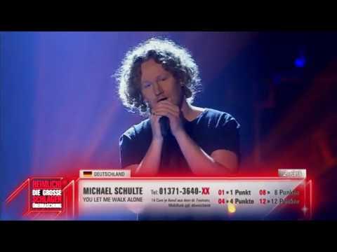 Michael Schulte - You Let Me Walk Alone 2018