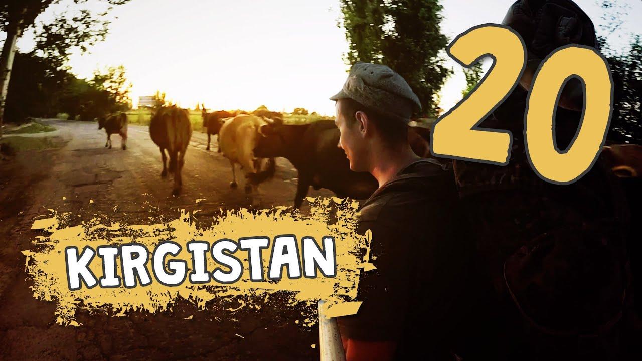 Autostopem przez Demoludy - Kirgistan (odc. 20)
