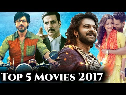 Top 5 Highest Grossing Movie 2017