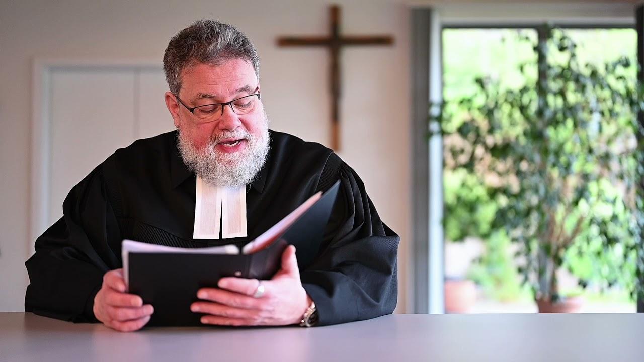 Videopredigt zum Pfingstsonntag