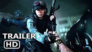 RAINBOW SIX QUARANTINE Official Trailer (2020) E3 2019 Game HD