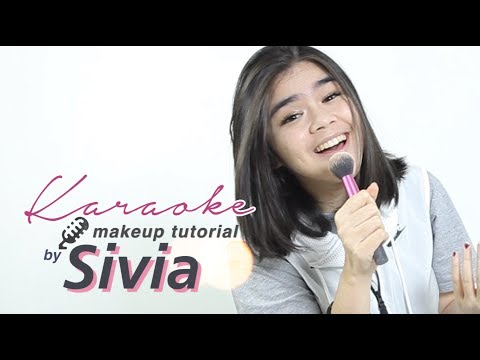 Download Sivia Azizah | Karaoke Makeup Tutorial Mp4 baru