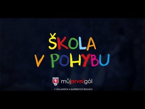 Škola v pohybu | FAČR #mujprvnigol