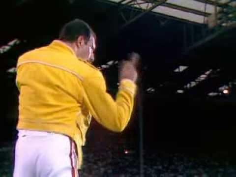 """Freddie Mercury (Farrokh Bulsara) """"Fuck You"""""""