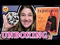 Taylor Swift Reputation Vol. 1 Unboxing and Reaction