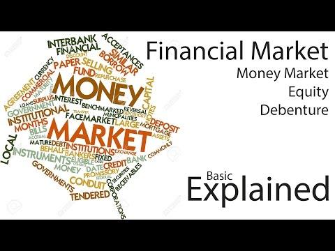 Financial Market | Equity | Debenture | Hindi