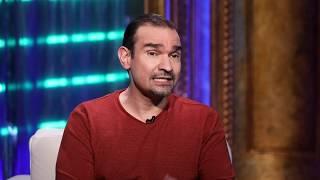 Show People Clip: Javier Muñoz Talks Twitter