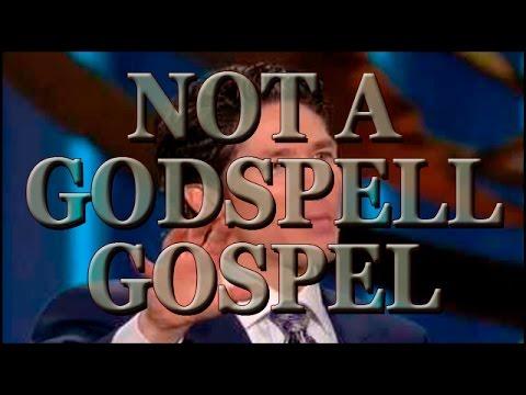 Not A Godspell Gospel