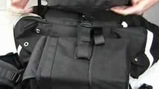 Coaxsher FS-1 Ranger wildland fire pack reassembly