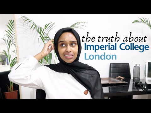 The Truth About Imperial College London   Ex-Student