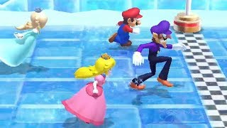 Mario Party 10 - All Free-for-All Minigames