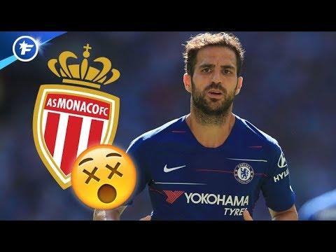 Cesc Fabregas tout proche de l'AS Monaco | Revue de presse