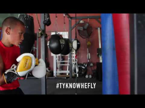 """NorCal FilAm Boxing: Tyler """"Tyknowhefly"""" Dominguez 2015"""