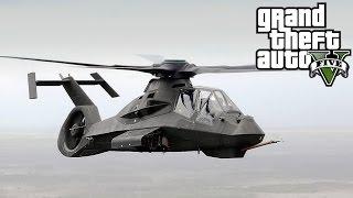 GTA 5 MODS | RAH-66 Comanche | Mas Helicopteros de Guerra