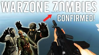 Zombies CONFIRMED for Call of Duty Warzone!