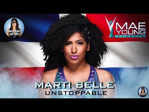 Marti Belle - Unstoppable (Official WWE MYC Theme) [FIRST ON YOUTUBE]
