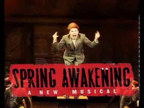 English Theatre Frankfurt: Spring Awakening TRAILER