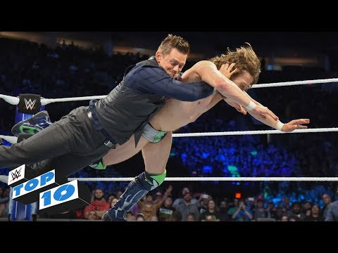 Top 10 SmackDown LIVE moments: WWE Top 10, October 3, 2018