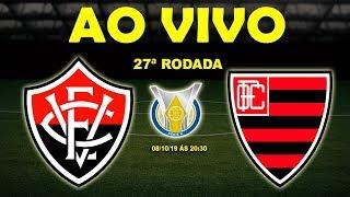 Vitória 3 x 1 Oeste | Brasileirão Série B | 27ª Rodada | 08/10/19