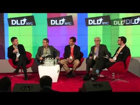 DLD NYC 14 - It's not linear! 20 Years of Funding (Patricof, Braun, Lichtman, Levine, Klein)